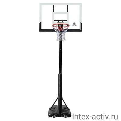 Баскетбольная мобильная стойка DFC STAND50P 127x80cm