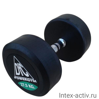 Гантели (2шт) 27.5кг DFC PowerGym DB002-27.5