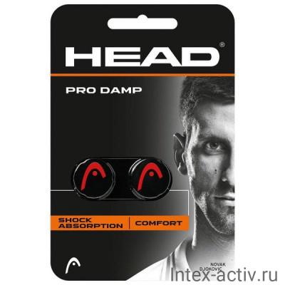Виброгаситель HEAD Pro Damp арт.285515-BK черный