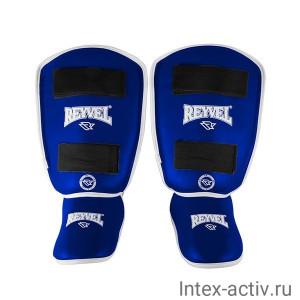 Защита голень-стопа Reyvel RV- 511 синяя р. L