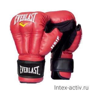 Перчатки для рукопашного боя Everlast HSIF RF3106 6 унций красный