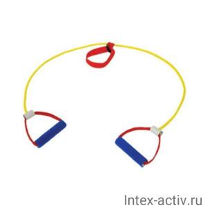 Эспандер лыжника-пловца одинарный ЭЛМ-К подростковый, V76