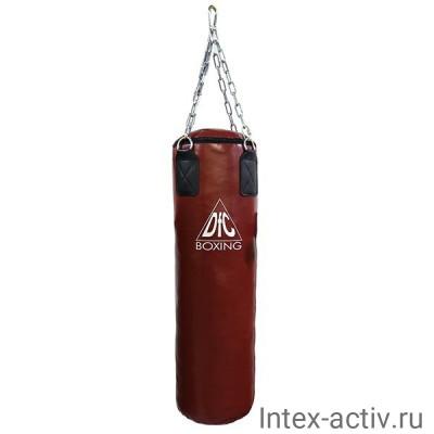 Боксёрский мешок DFC HBPV5.1 красный 50 кг (150*30)