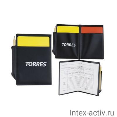 Бумажник судейский (футбол) Torres арт. SS1155