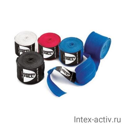 Бинты боксерские Green Hill арт. BP-6232d-BL дл. 4,5 м синий