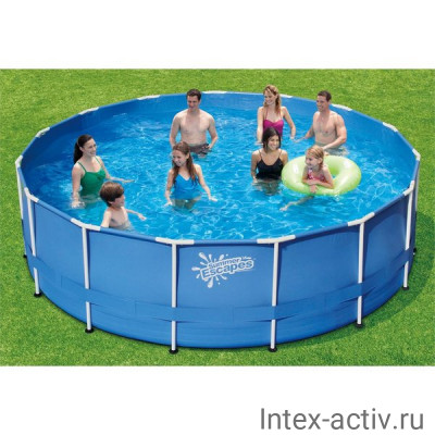 Бассейн каркасный Summer Escapes P20-1452-Z (427х132см)