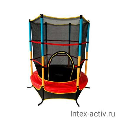 Батут SportElite FR-01 4,5FT (1,37м) с защитной сеткой