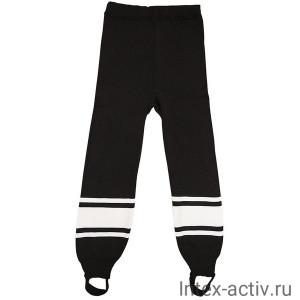 Рейтузы хоккейные Torres Sport Team арт.HR1109-01-172, размер 46, рост 172, 100% полиэстер, черно-белый