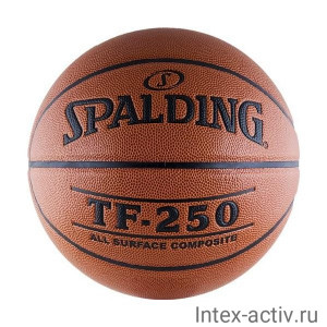 Мяч баскетбольный Spalding TF-250 All Surface р.5 арт.74-537z
