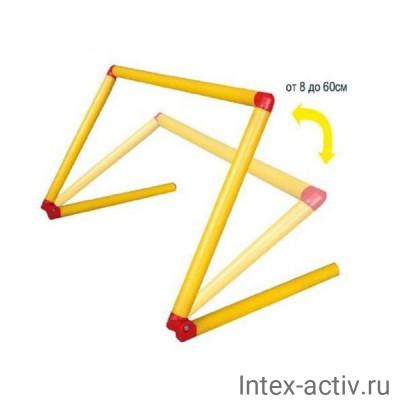 Барьер для тренировок регулир. высота (от 8 до 60 см) Россия