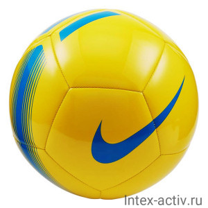 Мяч футбольный Nike Pitch Team р.5 арт.SC3992-710