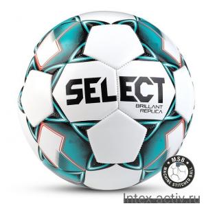 Мяч футбольный SELECT Brillant Replica арт.811608-004 р.4