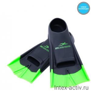 Ласты тренировочные 25Degrees Aquajet р.L Black/Green