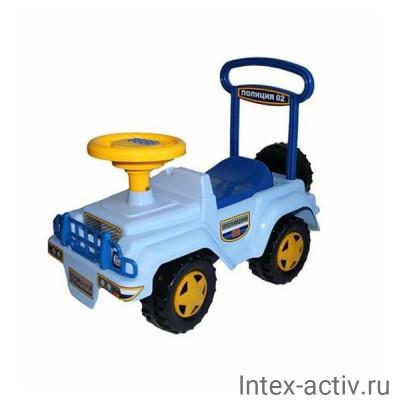 """Автомобиль-каталка """"Полиция"""" У440"""