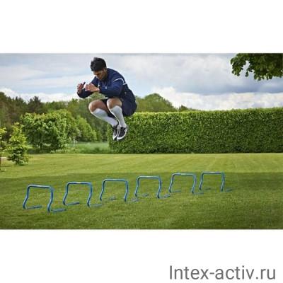 Барьеры для тренировок Mitre арт. A9214BA2 6 шт. синие