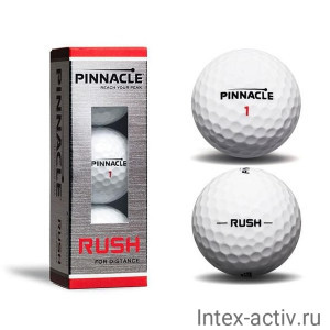 Мяч для гольфа Pinnacle Rush арт. P4034S-BIL