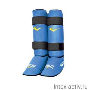 Защита голень-стопа Everlast HSIF RF7250 синий р.L