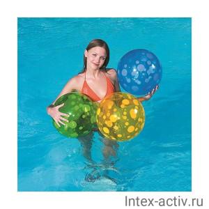 Мяч надувной Bestway 31013 51 см