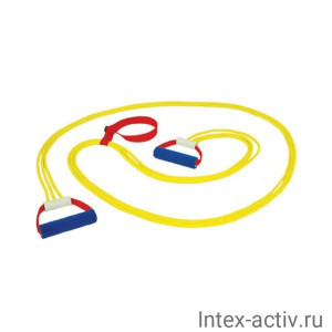 Эспандер лыжника-пловца тройной ЭЛБ-3Р-К взрослый, V76