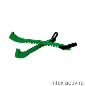 Чехлы для лезвия коньков (зеленые)