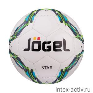 Мяч футзальный Jogel JF-210 Star р.4