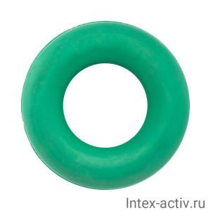 """Эспандер кистевой """"Кольцо"""" 15 кг зеленый"""