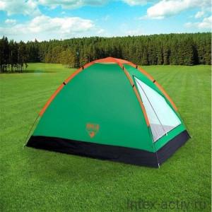 Палатка туристическая 2-х местная Bestway 68040 Monodome