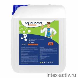 AquaDoctor AQ15959 PH Минус канистра 30л