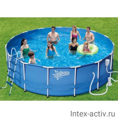 Бассейн каркасный Summer Escapes P20-1552-B (457х132см)