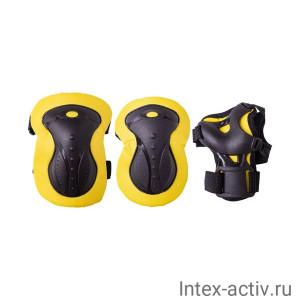 Комплект защиты Ridex Envy, желтый р.S