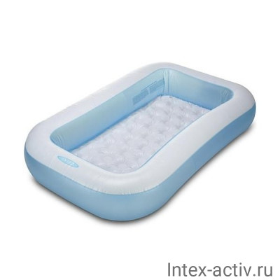 Бассейн детский прямоугольный Intex 57403 (от 1-3 лет)