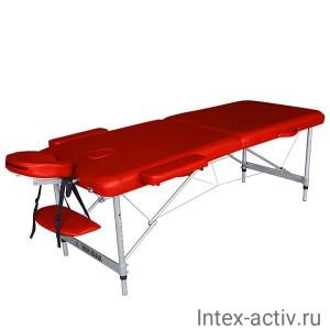 Массажный стол DFC NIRVANA Elegant OPTIMA red