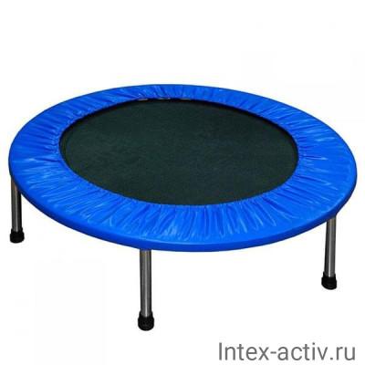 Батут DFC Trampoline Fitness 55 дюймов б/сетки (137см)