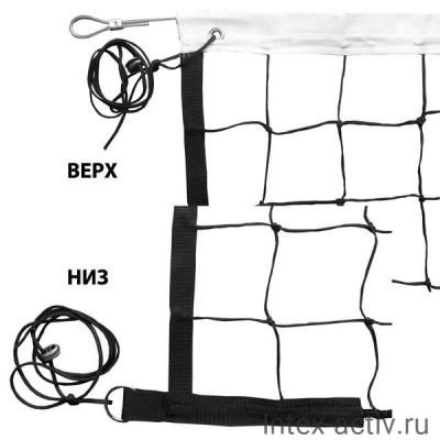 Сетка волейбольная FS№6 9,5х1 м