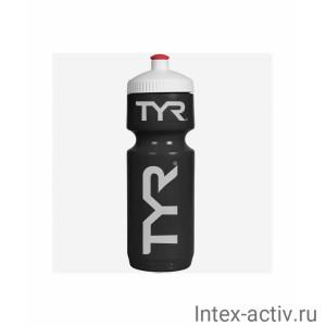 Бутылка для воды TYR Water Bottle LWBB/001 (750мл) черный
