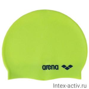 Шапочка для плавания детская Arena Classic Silicone Jr арт.9167065