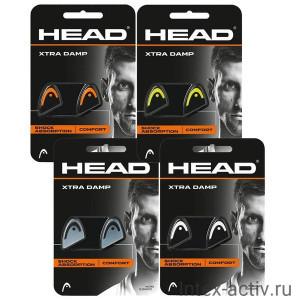 Виброгаситель HEAD XtraDamp арт.285511-MX черный