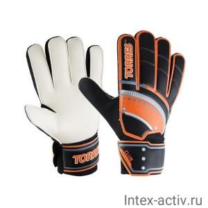 Перчатки вратарские Torres Club р.9 арт.FG05079