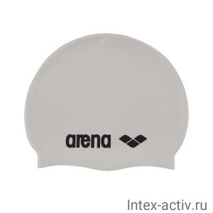 Шапочка для плавания Arena Classic Silicone арт.9166220-015