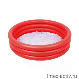 Бассейн надувной круглый Bestway 51025 122*25см
