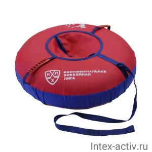 Надувные санки(тюбинг) КХЛ 100 см