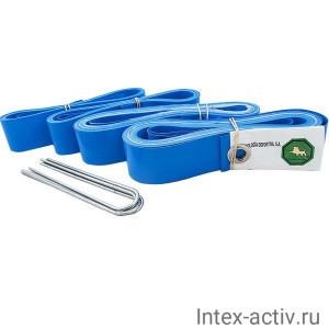 Комплект для разметки площадки для пляжного волейбола EL LEON DE ORO арт.94995000003