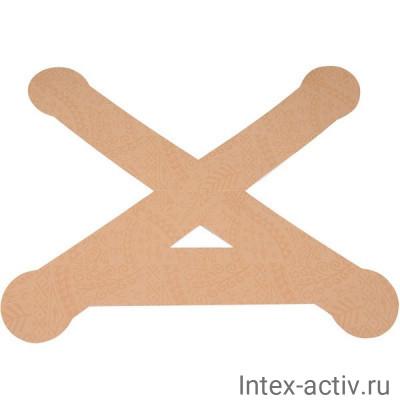 Тейп динамический PosturePals Box tape арт. PP-X-TL преднарезка р. L 5 шт