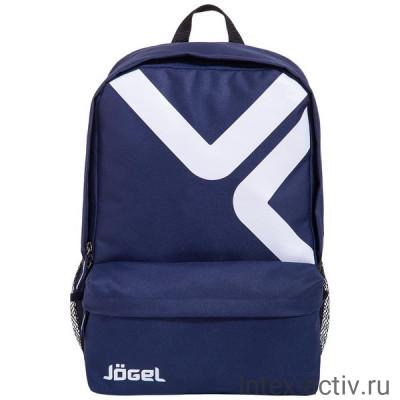 Рюкзак Jogel JBP-1902-091 р.M темно-синий/белый