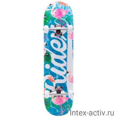 Скейтборд Oasis Ridex 31.6x8 ABEC-5