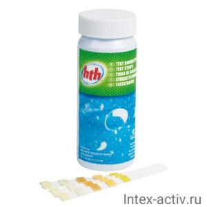 Тестовые полоски HTH A890217H1 (25 тестов)