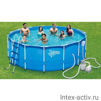 Бассейн каркасный Summer Escapes P20-1552-S (457х132см)