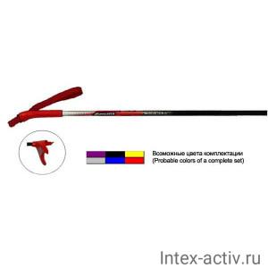 Лыжные палки (стекловолокно) дл.100