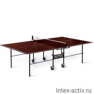 Теннисный стол Start Line OLYMPIC OUTDOOR с сеткой 6023