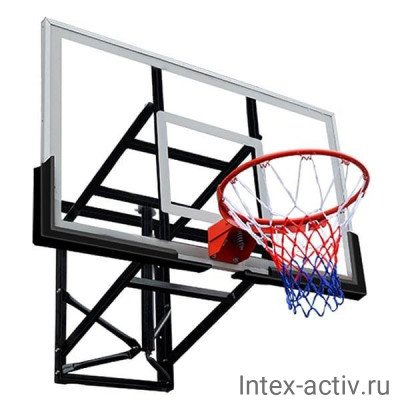 Баскетбольный щит DFC BOARD48P 120x80cm поликарбонат